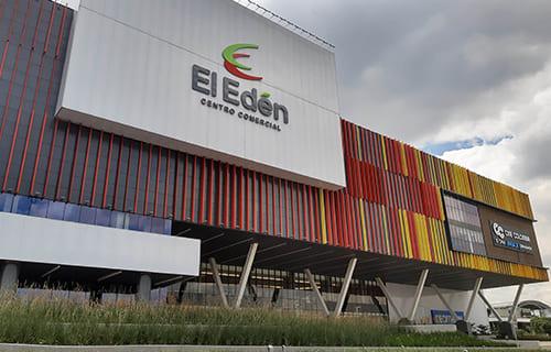 Mini CC El Eden LEED CS Platino