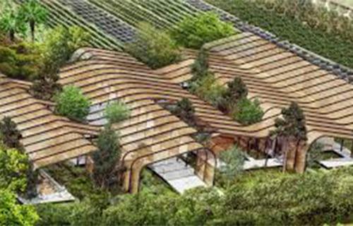 Mini Centro Internacional de Agricultura Tropical CIAT LEED NC