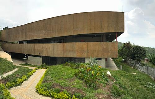 Mini Colegio Gabriel Garcia Marquez LEED NC