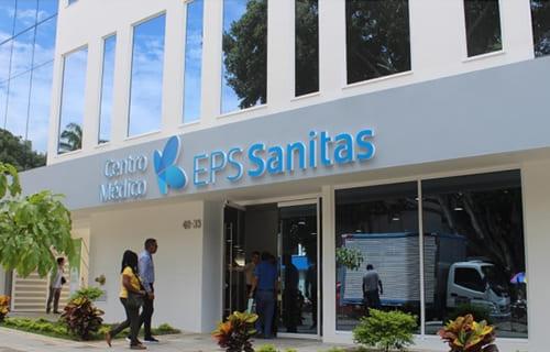 Mini EPS Sanitas Hospitalario