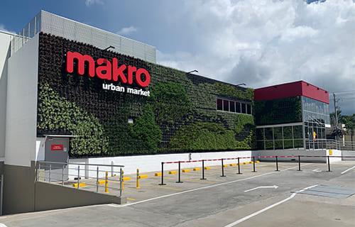 Mini Makro Prado LEED NC