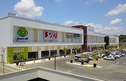 Mini Parque Comercial Guacari CC
