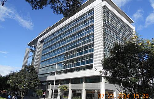Mini Torre Central Auditoria Energetica